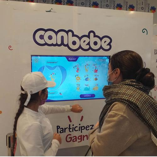 CANBEBE Au niveau du Mall Sénia Oran du 23 au 29 décembre 2020