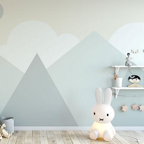 أخرجوا ريشاتكم الفنية، غرفة الرضيع بحاجة إلى ديكور